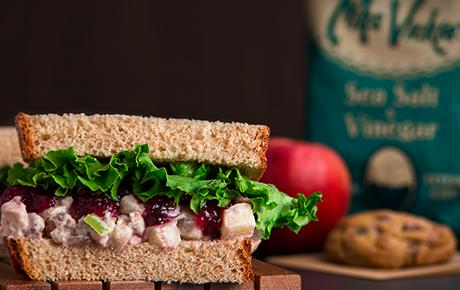 Napa Waldorf Sandwich Box
