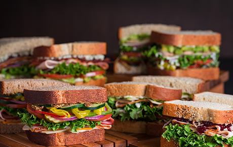 Deluxe Sandwich Tray