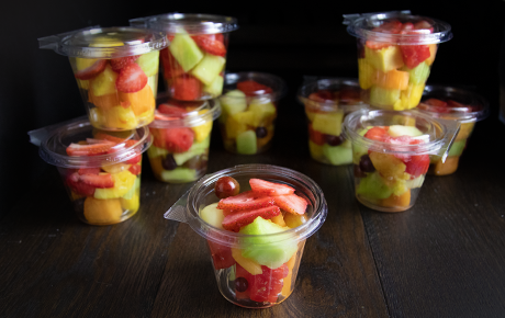 Fresh Fruit Cup (10 Pack)
