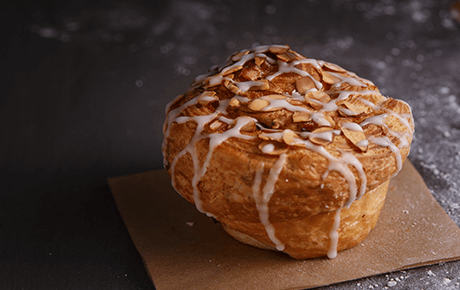 Chocolate Almond Morning Bun