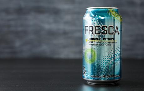 Fresca Can