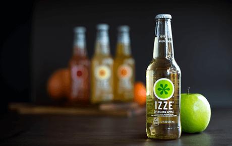 IZZE - Apple