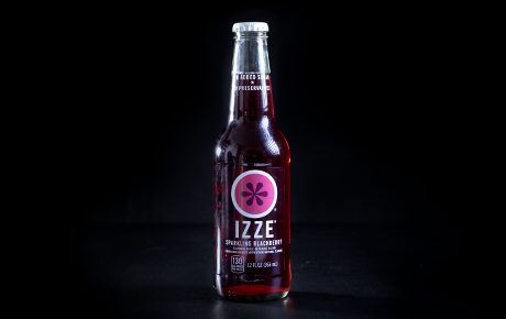IZZE - Blackberry