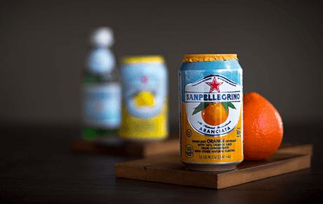 Pellegrino - Orange