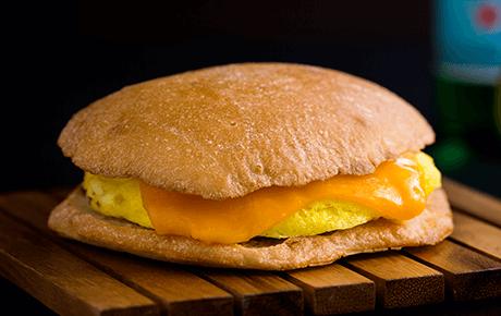 Egg & Cheddar