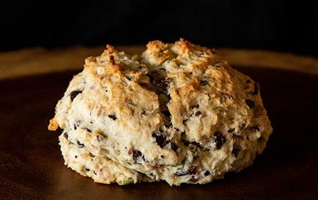 Hearty Seeded Scone