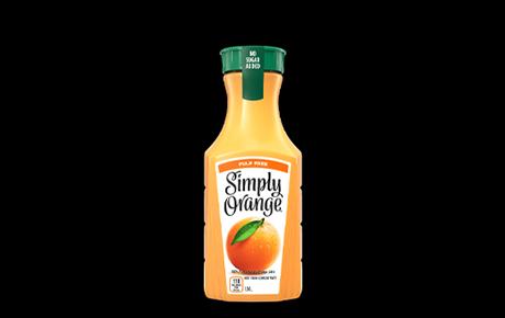 Naked Juice Orange