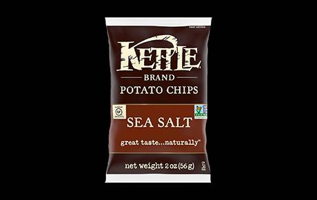 Sea Salt Kettle Chips