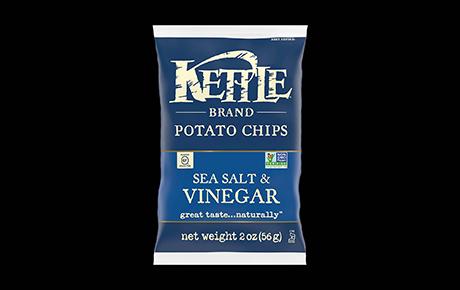 Salt & Vinegar Kettle Chips