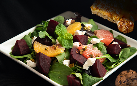 Roasted Beet Salad Boxed Lunch