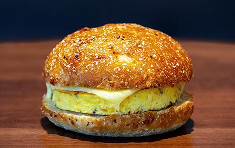 Cheese Breakfast Sandwich