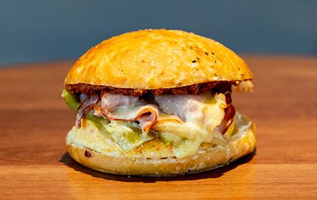Denver Breakfast Sandwich