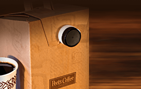 Peet's Cafe Domingo Coffee Box (96oz)