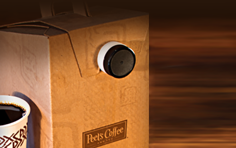 Peet's Anniversary Blend Coffee Box (96oz)