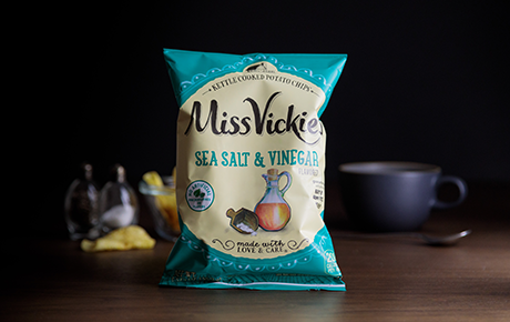 Miss Vickie's Sea Salt & Vinegar
