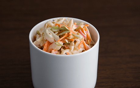 Spicy Cole Slaw Side
