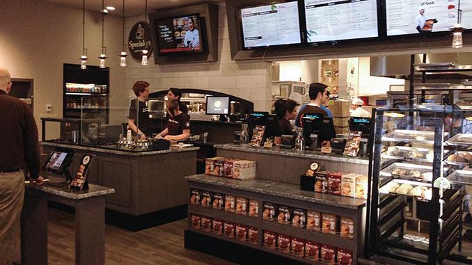 Specialty S Cafe Bakery Seattle Wa
